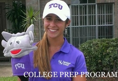 college golf scholarships houston